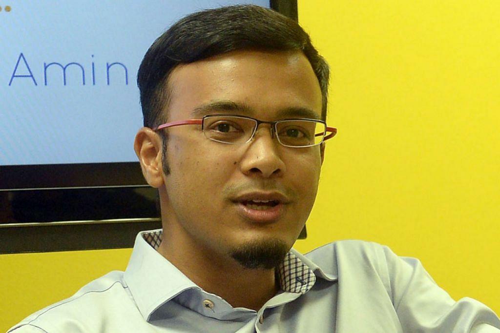 Encik Mohamed Khairul Anwar Mohamed Abdul Alim, perancang bandar