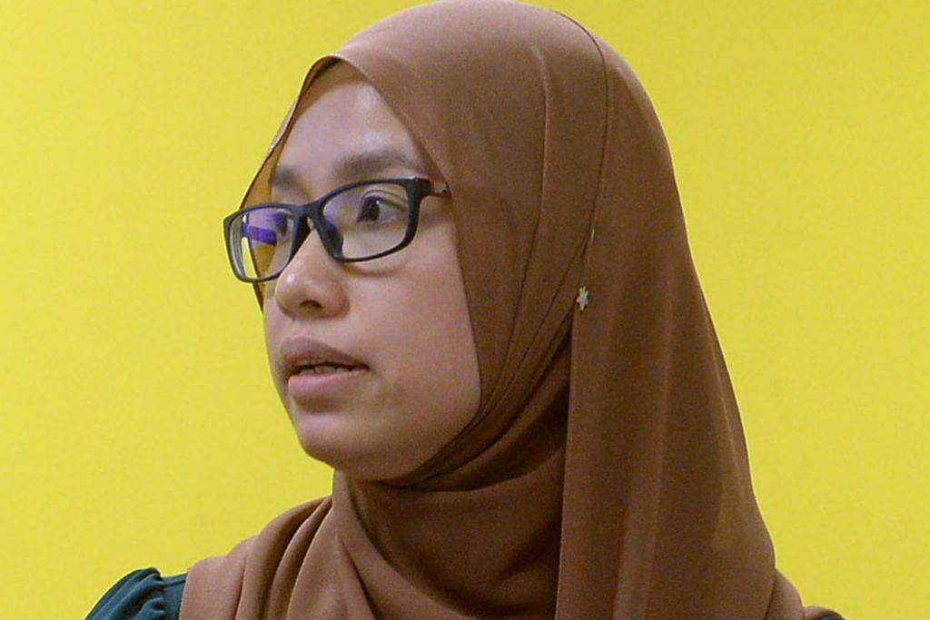 Cik Siti Nuraisha Ahmad Tarmizi, pekerja sosial