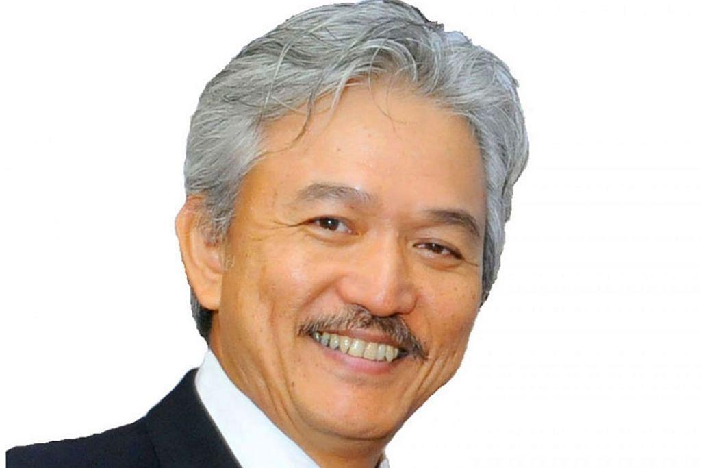USAHAWAN TERBAIK: Dr Robert Yap, Pengerusi Eksekutif YCH Group