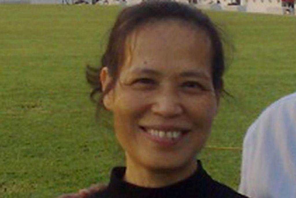 GOVINDASAMY: Mengaku memukul Cik Low (gambar atas) sehingga tidak sedarkan diri menggunakan mangga dan rantai basikal di pejabat suaminya, sebelum membakar tempat itu pada 10 Ogos 2011.