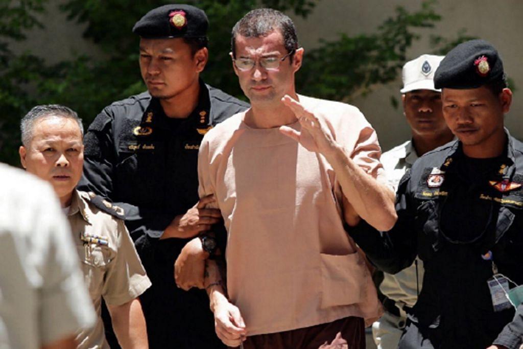 Xavier Andre Justo mahu pemacu mengandungi data mengenai PetroSaudi dan 1MDB dikembalikan kepadanya dan sembarang salinannya dimusnahkan. Dia sedang menjalani hukuman penjara di Thailand kerana peras ugut PetroSaudi, bekas majikannya.