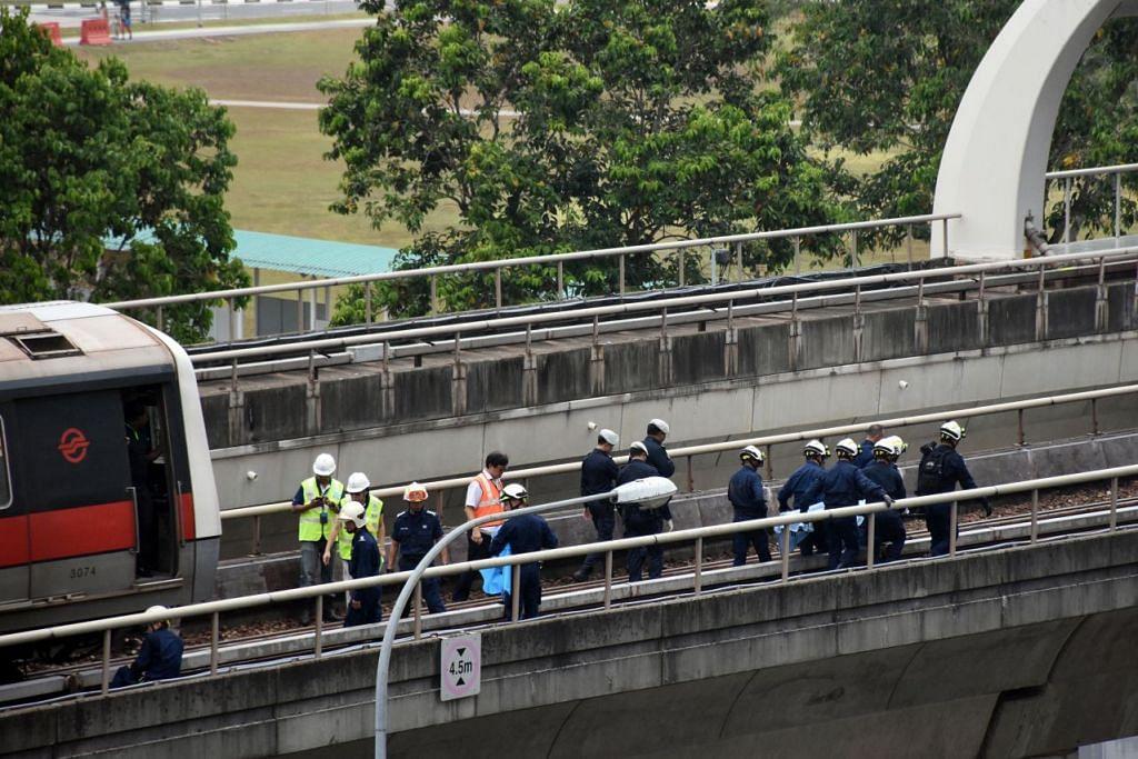 Encik Khaw Boon Wan berkata matlamat bersama ialah mengelakkan kemalangan yang menyebabkan dua kakitangan penyenggaraan terbunuh di landasan MRT dekat stesen Pasir Ris Mac lalu daripada berulang.