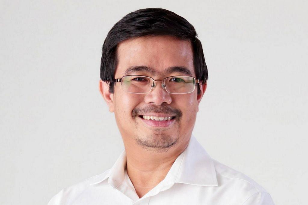 Encik Zainal Sapari (GRC Pasir Ris-Punggol).