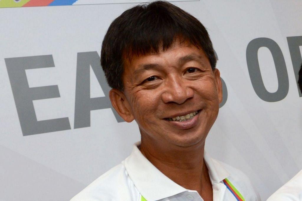 Lim Chin, CEO Liga-S.