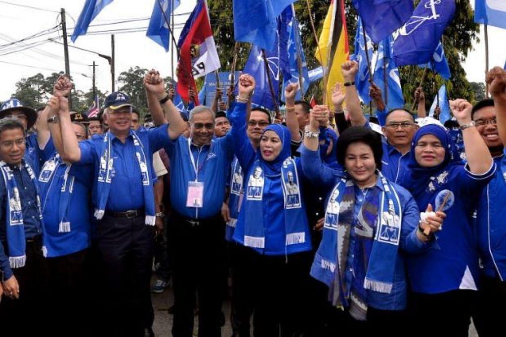 BUMI KENYALANG: Rakyat Sarawak kini menghadapi pilihan raya negeri yang menyaksikan 82 kerusi jadi taruhan dengan 11 kawasan undi baru diperkenalkan. - Foto mSTAR ONLINE
