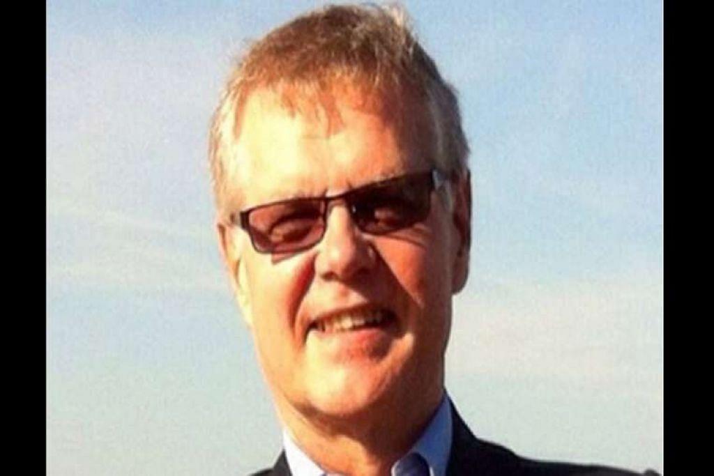 Warga Canada John Ridsdel yang disahkan dibunuh oleh militan Abu Sayyaf di Filipina.