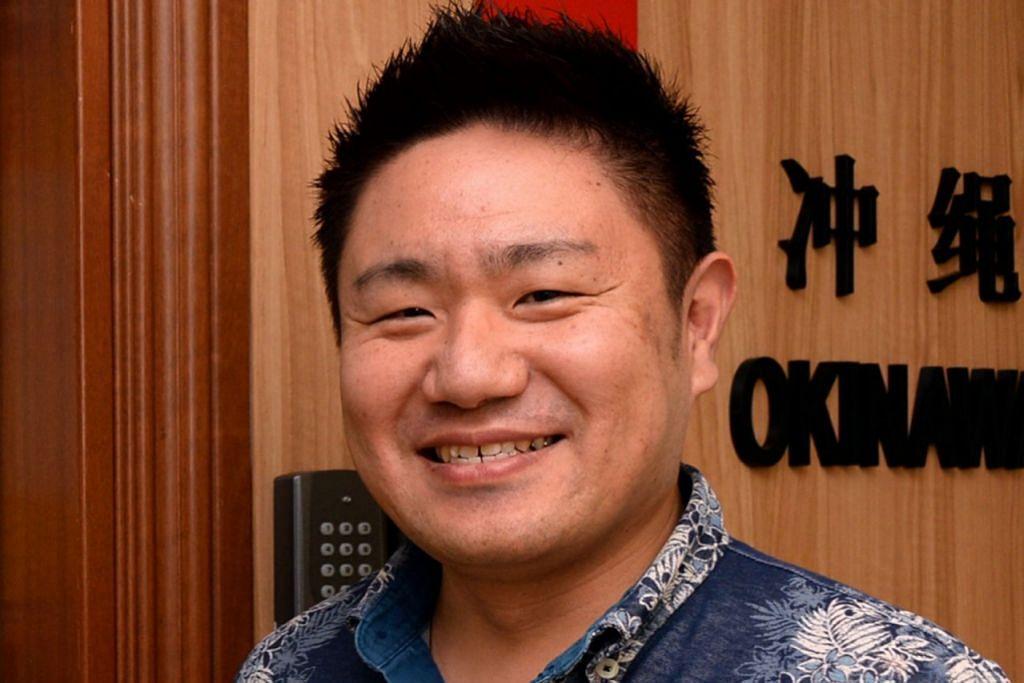 ENCIK KATSUYA TAMAKI: Bercakap tentang Okinawa dan kesediaannya menyambut pelancong Muslim.