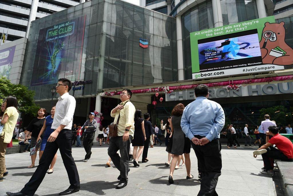 Kadar pengangguran bagi warga Singapura berkurangan kepada 2.6 peratus, daripada 3 peratus pada Disember, dan untuk gabungan warga dan PR Singapura ialah 2.7 peratus, turun daripada 2.9 peratus.