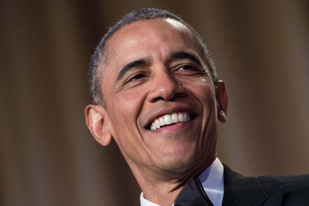 PRESIDEN BARACK OBAMA: Beliau akan melepaskan jawatan Presiden Amerika pada Januari ini.