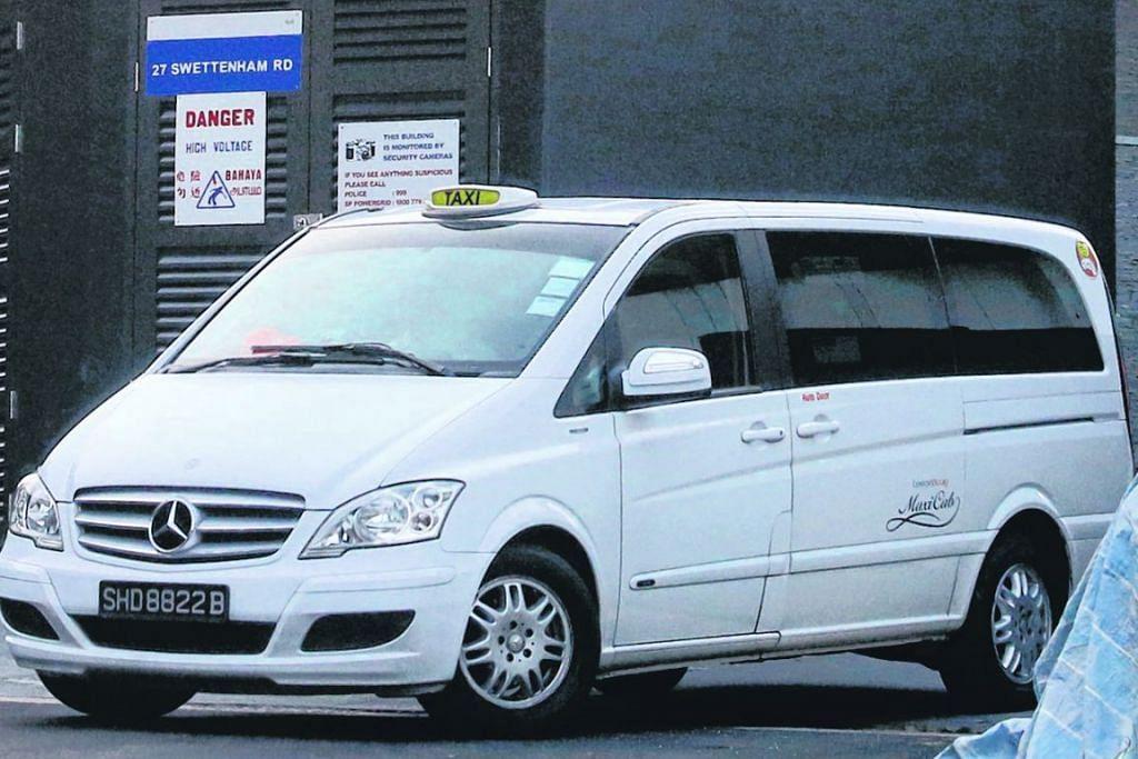 Mulai Isnin ini (9 Mei), teksi tujuh tempat duduk MaxiCab ComfortDelGro akan mengenakan bayaran tambahan $3 seorang bagi penumpang kelima, keenam dan ketujuh.