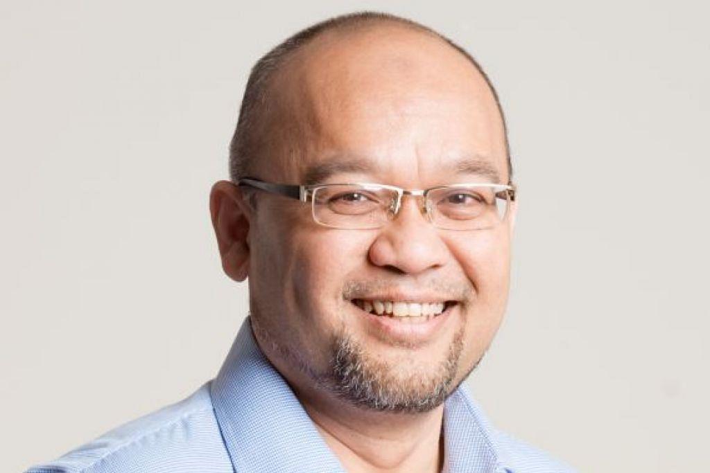 Encik Mohd Ali Mahmood. Gambar: