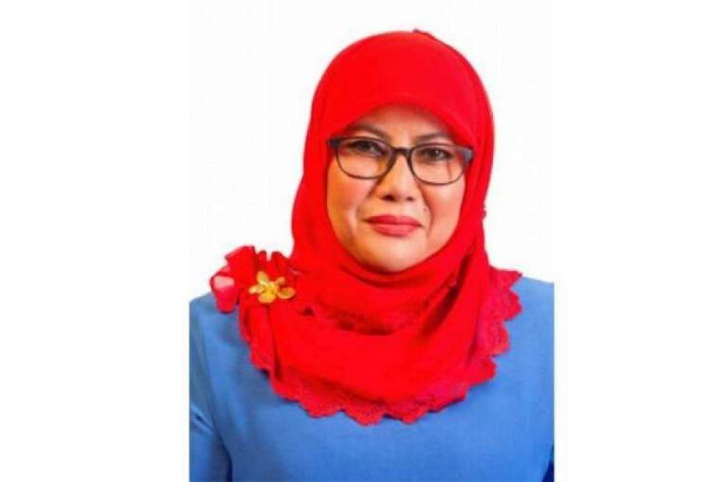 Datuk Noriah Kasnon salah seorang daripada enam orang penumpang sebuah helikopter yang hilang di   Sarawak.