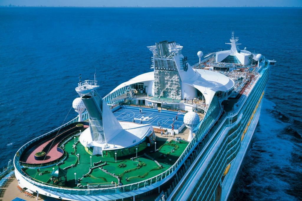 Kapal persiaran Mariner of the Seas. - Foto ROYAL CARIBBEAN INTERNATIONAL