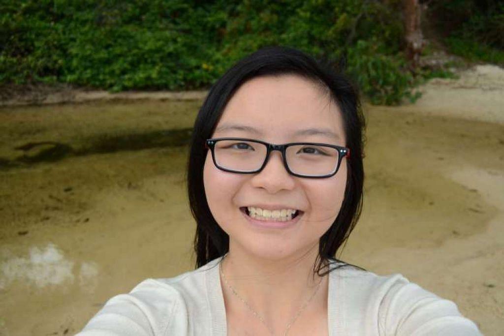 Cik Cheng sedang belajar di Sydney untuk menjadi  guru.