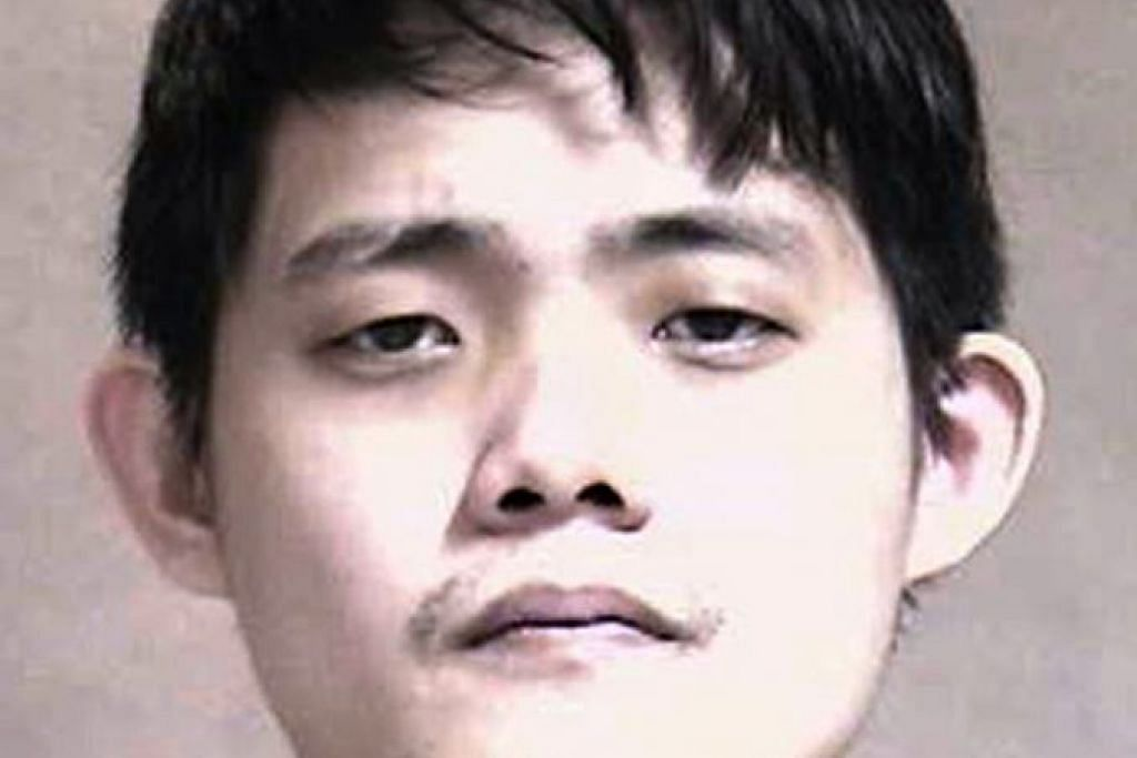 Lim merogol mangsanya di tiga lokasi dalam masa 20 minit pada awal pagi 9 Feb 2013.
