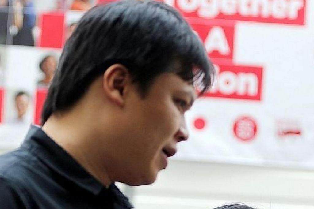 Quek Choon Leong menjadi bapa ayam selepas mendengar cakap isterinya.
