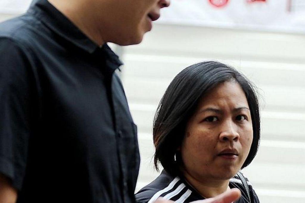 Huynh Thi Kieu Trang sedang menjalani hukuman penjara 29 bulan apabila dibawa semula ke mahkamah bagi menghadapi sembilan lagi pertuduhan.