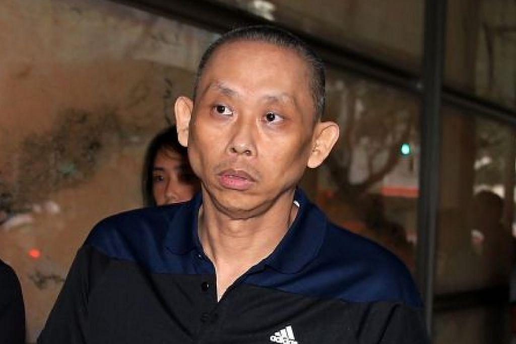 """Dan Tan Seet Eng digambarkan oleh Interpol sebagai """"ketua sindiket penetapan keputusan perlawanan paling terkenal di dunia"""". Bekas isterinya, Guan Enmei, dituduh memberi maklumat palsu kepada pegawai CPIB."""