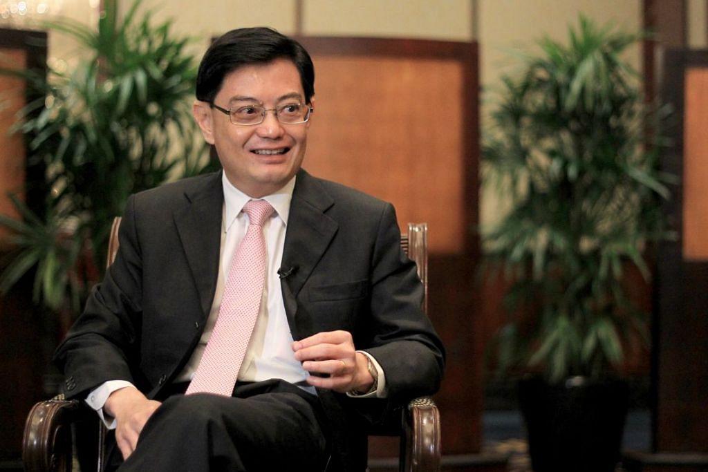 Encik Heng Swee Keat di bawah pemerhatian berterusan di Hospital Tan Tock Seng.