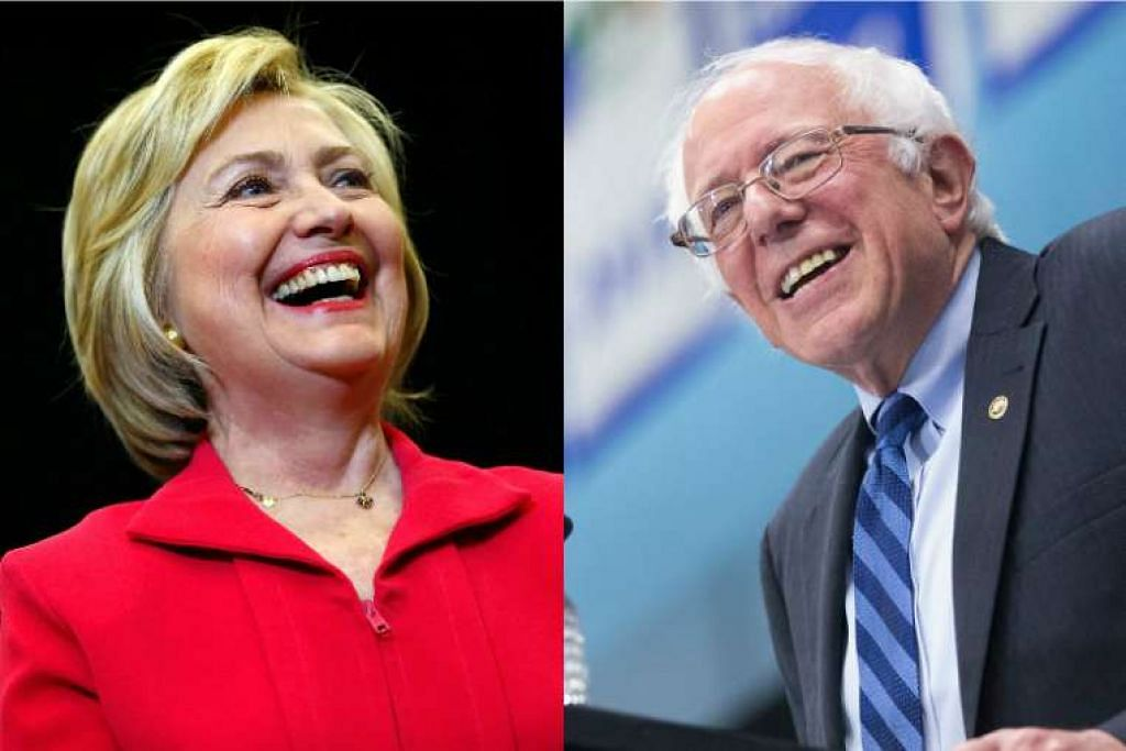 Cik Hillary Clinton semakin hampir berjaya menjadi calon Demokrat bagi pilihan raya presiden Amerika pada November, tapi Senator Bernie Sanders belum mahu mengaku kalah.