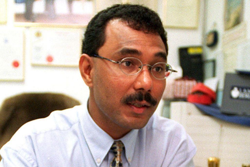 DR NASSER B. K