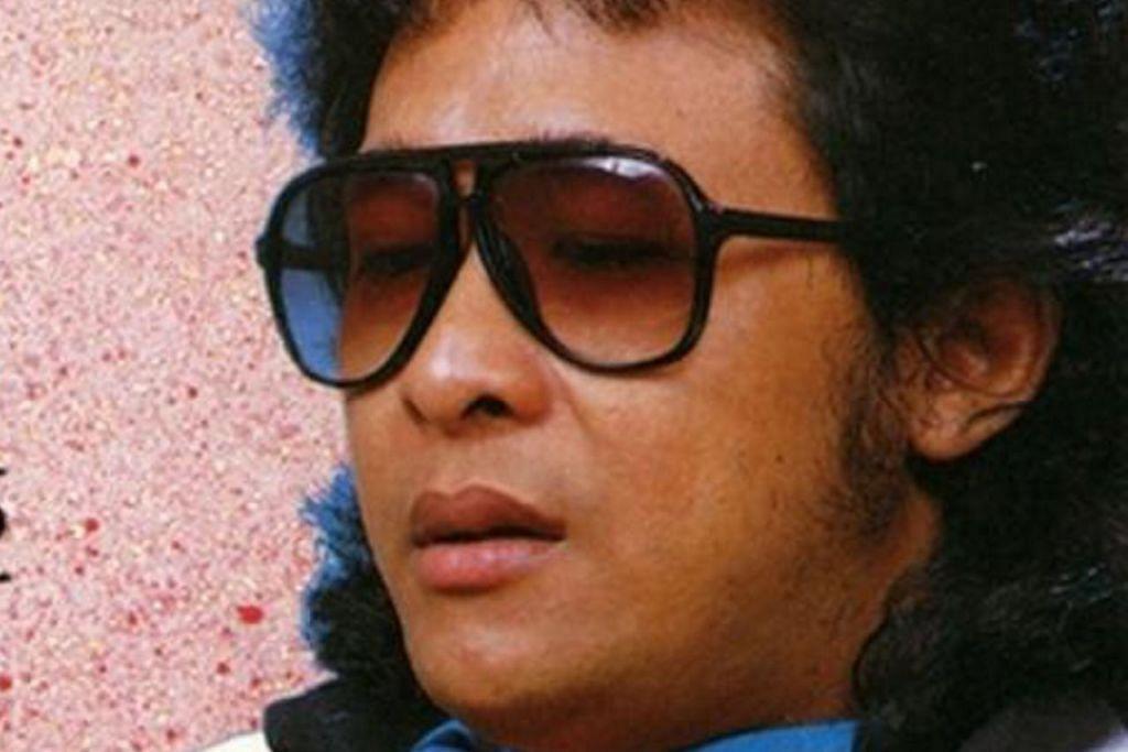 ALLAHYARHAM DEDDY DORES: Disifatkan ramai sebagai penyanyi yang memiliki bakat luar biasa. – Foto fail CDN PRODUCTION
