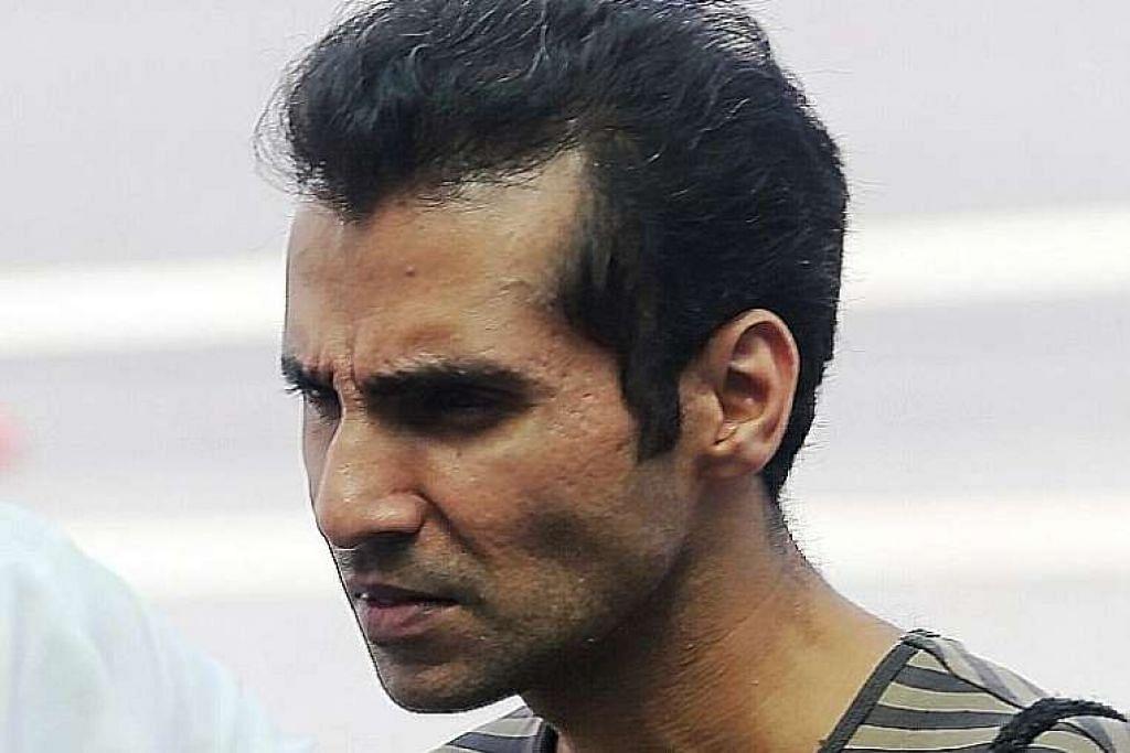 Rishinder dirakam mencuri wang rakan pegawai polisnya di Pusat Polis Kejiranan Bukit Merah West oleh kamera lubang jarum yang dipasang sebagai perangkap.