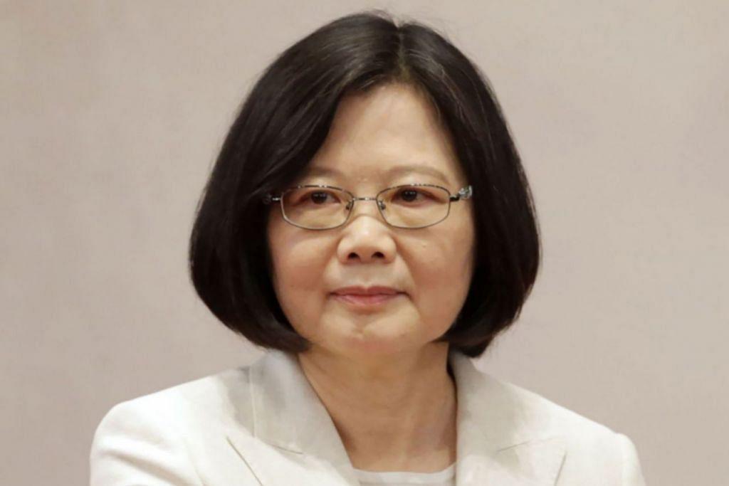 CIK TSAI ING-WEN: Harapan pulihkan hubungan Taiwan dengan China.