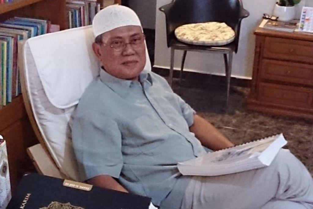 Mohd Gani Ahmad.