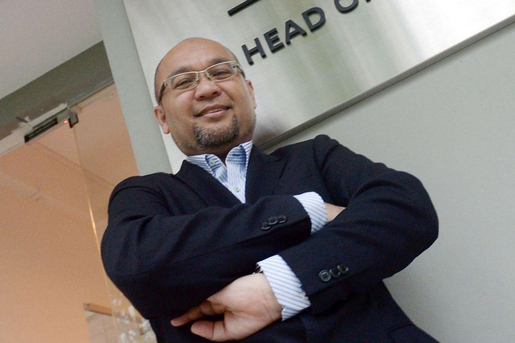 CEO KETIGA PPIS: Encik Mohd Ali yang berpengalaman 25 tahun dalam sektor khidmat sosial, termasuk selama 16 tahun di PPIS, merupakan CEO ketiga badan yang ditubuhkan pada 1952 itu. - Foto TAUFIK A. KADER