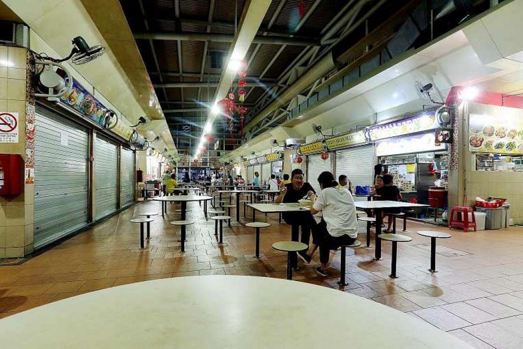 Semasa Pasar dan Pusat Makanan Pek Kio ditutup pada Rabu (25 Mei) dan Khamis, perkakas dapur, meja, kerusi dan permukaan penyediaan makanan akan dibersihkan dan dinyahjangkit. Lebih 180 kes flu gastrik  dilaporkan di kawasan Owen Road hingga Isnin lalu.
