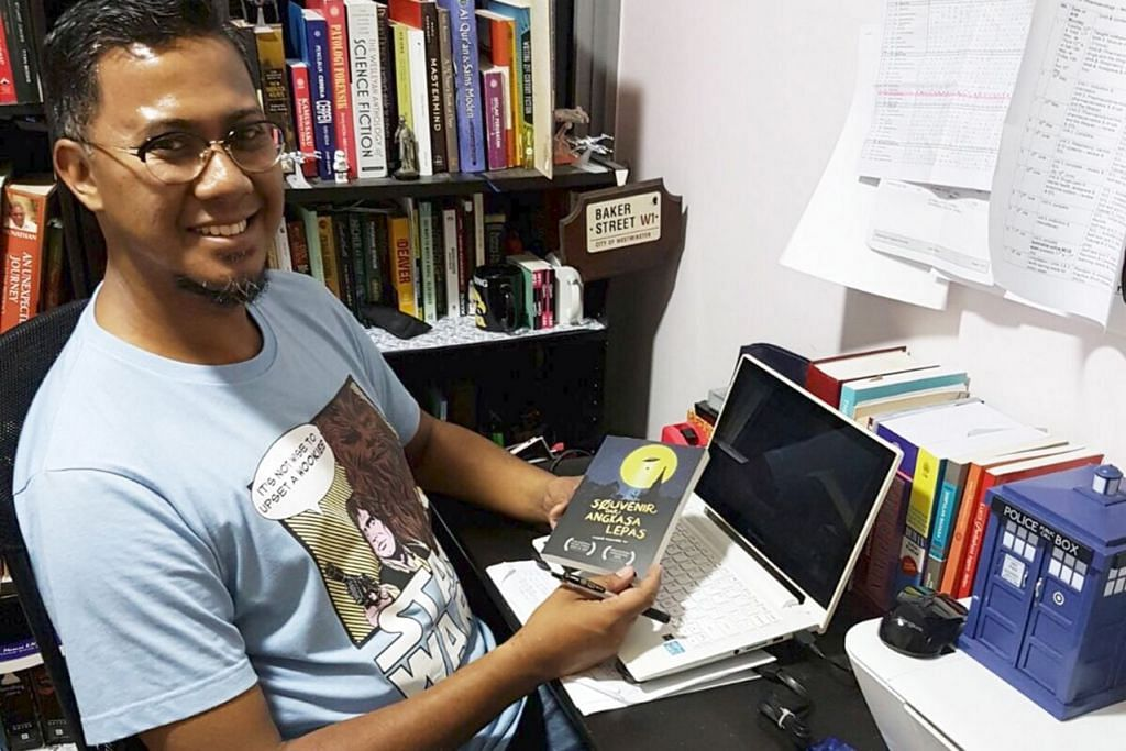 BENGKEL PROGRAM MENCARI KRISTAL: Penulis setempat, Encik Hassan Hasaa'Ree Ali, akan mengendalikan bengkel pertama program Mencari Kristal anjuran Berita Harian dan Majlis Seni Kebangsaan (BH-NAC). Program itu juga merangkumi peraduan menulis cerpen demi mencungkil bakat baru dalam arena penulisan. - Foto ihsan HASSAN HASAA'REE ALI