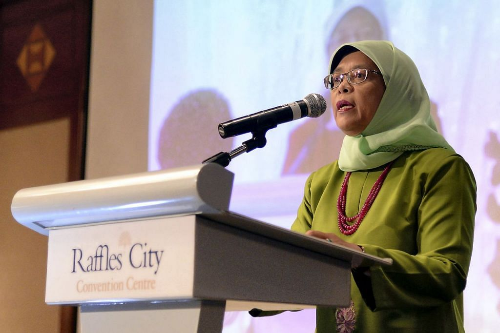 CIK HALIMAH: Kebebasan bersuara bukan bererti hak membuat ucapan berbaur kebencian dan hasutan yang menjejas keharmonian Singapura.