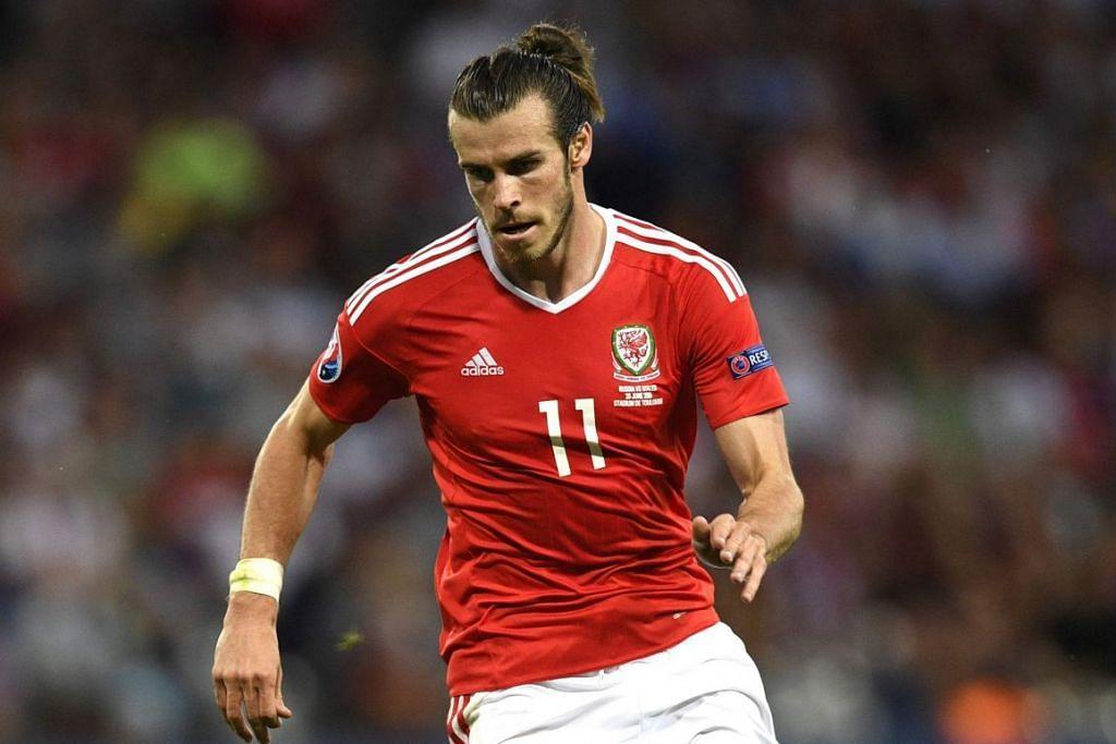 Gareth Bale, 27 tahun.