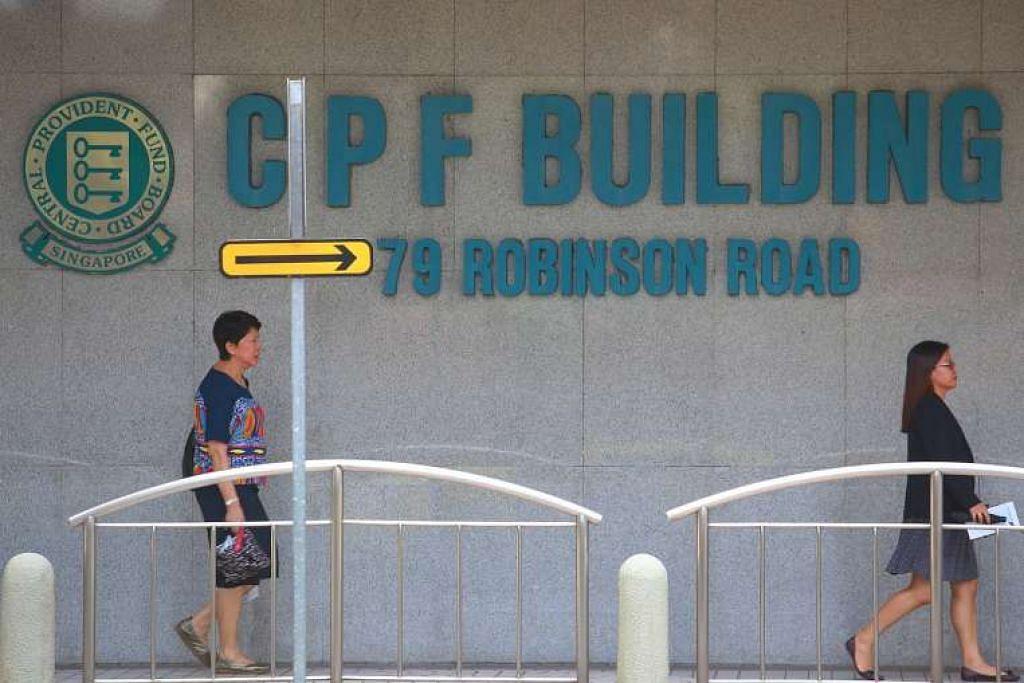 Bangunan CPF
