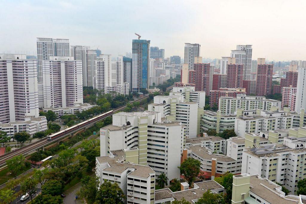 Keluarga warga Singapura yang tinggal di flat 1 hingga empat bilik HDB diberi Baucar GST-rebat U-Save  yang boleh digunakan untuk mengimbangi bil air and elektrik mereka.