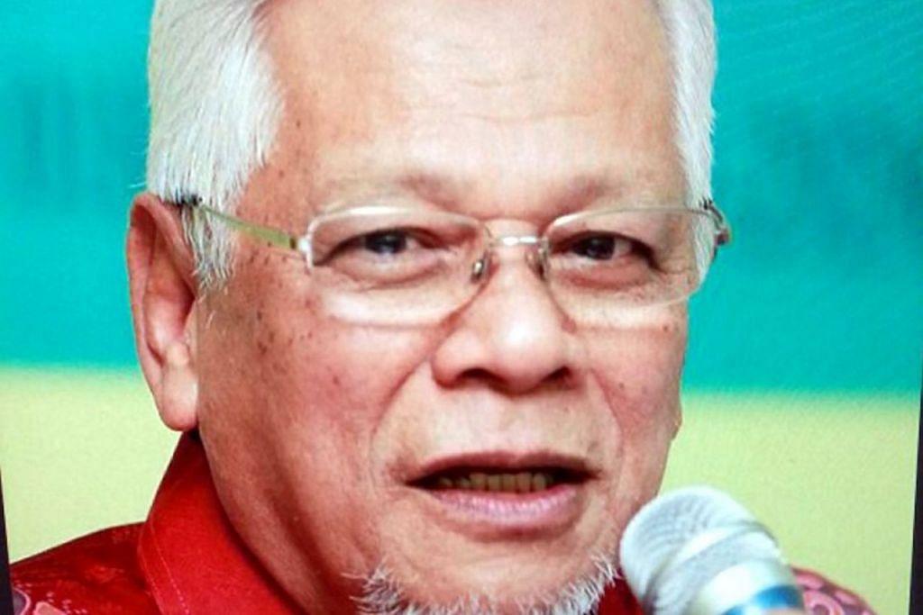 Datuk Abdul Aziz Singah. - Foto SINAR HARIAN