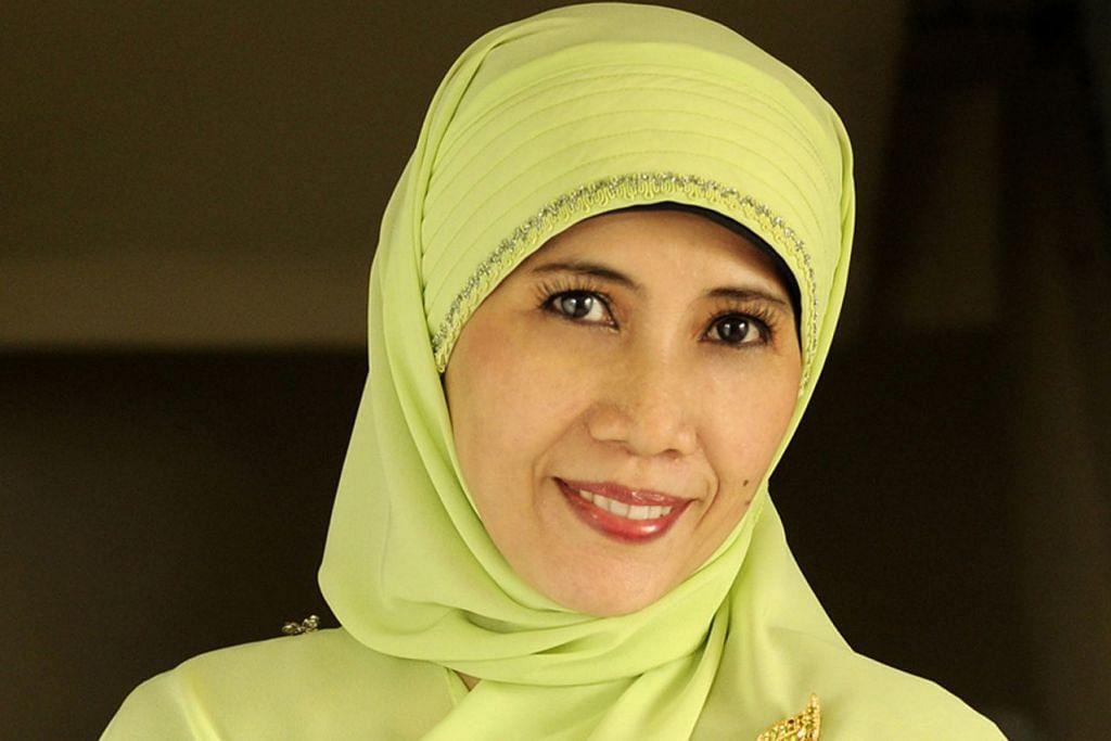 Hafiza Talib.