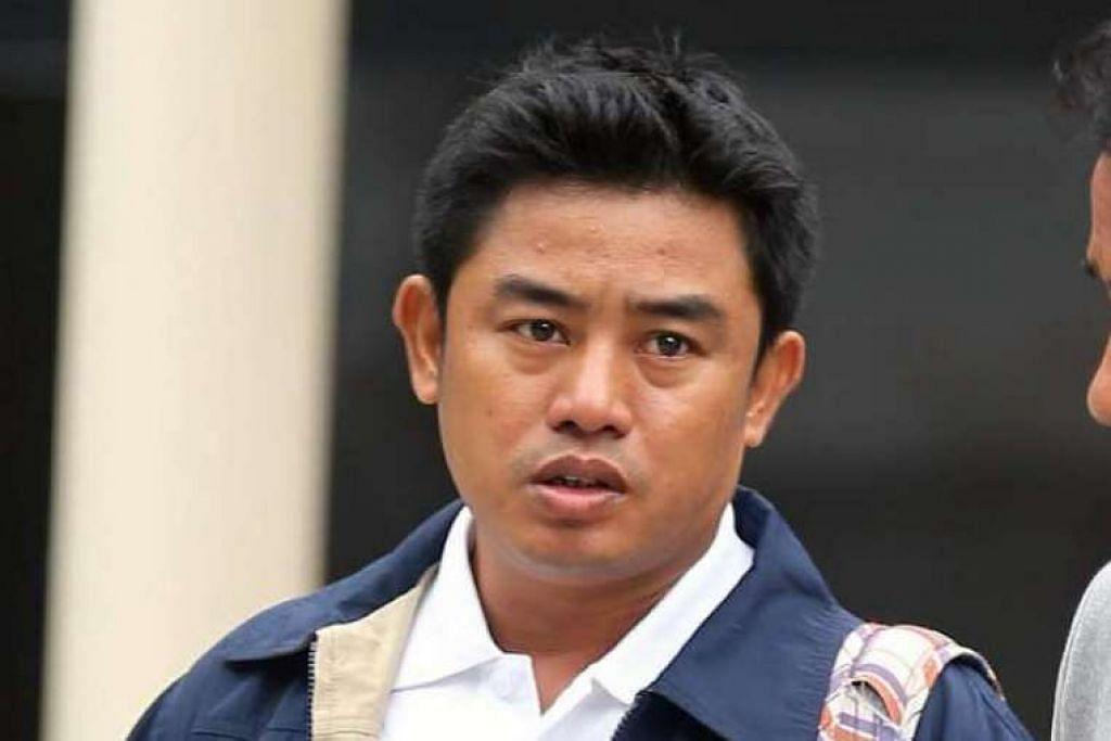 Kyaw Myo That menukar kenyataannya di mahkamah daripada kenyataannya kepada polis untuk menyokong hujahnya bahawa tidak mungkin dia boleh melakukan perbuatan itu.