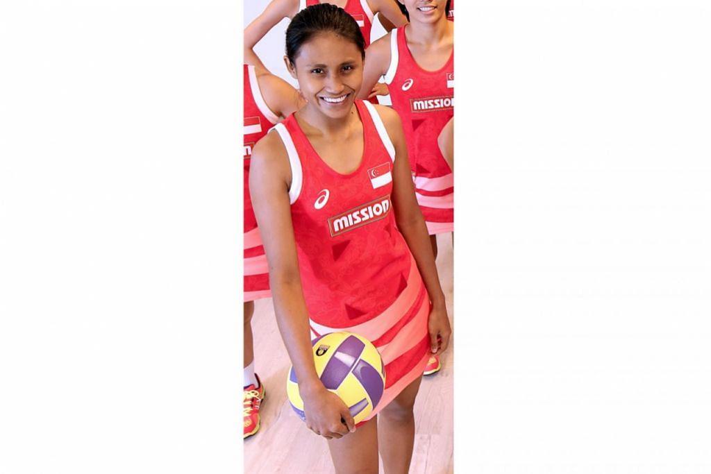 PENUH PENGALAMAN: Nurul Baizura antara tunggak skuad nasional selepas mewakili negara 71 kali sebelum ini.