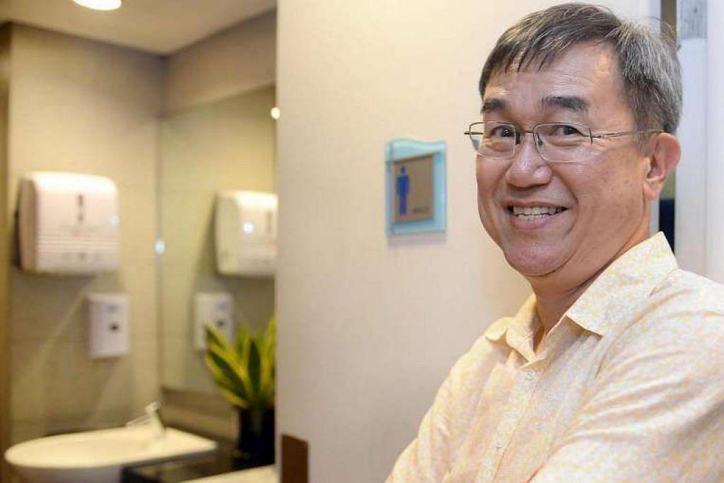 Encik Jack sim, pengasas Pertubuhan Tandas Dunia,  telah memperjuangkan tandas dan sanitasi bersih lebih satu dekad.