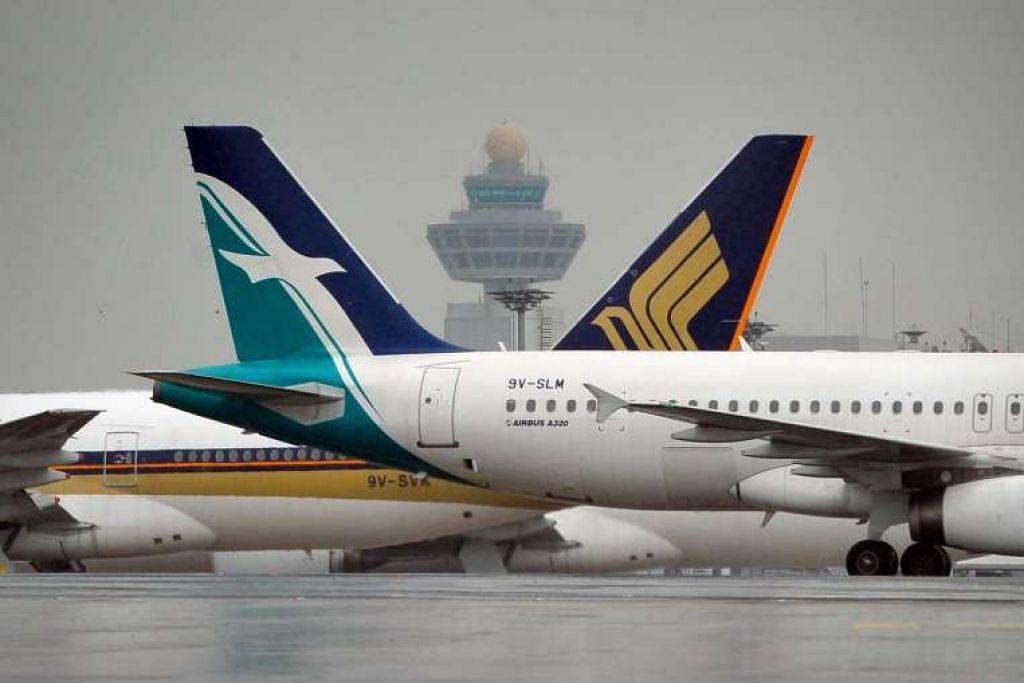Di bawah undang-undang penerbangan awam antarabangsa semasa yang ditetapkan oleh Konvensyen Tokyo, Singapura boleh mengambil tindakan hanya jika pelakunya tiba dalam penerbangan Singapore Airlines (SIA) atau syarikat penerbangan lain tempatan. Ini bermakna pengacau dalam penerbangan asing biasanya bebas begitu sahaja.