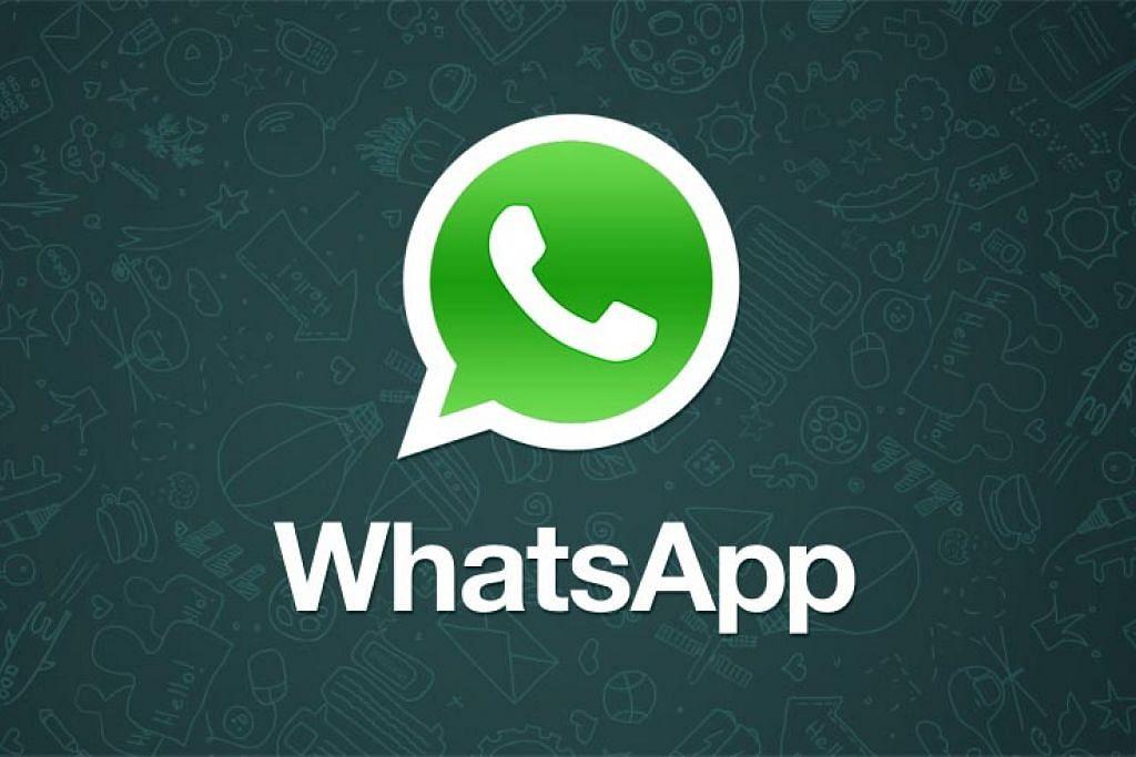 TERBAHARU DARI WHATSAPP:  Pengguna Whatsapp akan mula melihat lebih banyak iklan sasaran di Facebook - meskipun ia tidak akan dipaparkan di aplikasi Whatsapp itu sendiri. - Foto WHATSAPP.COM
