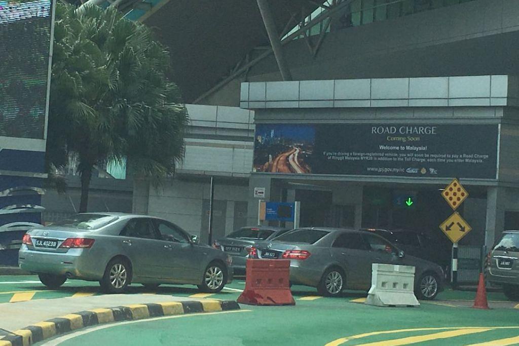 Pelawat dan rakyat Malaysia yang datang dari Singapura melalui enam pintu masuk ke Johor, termasuk, Kompleks CIQ di Bangunan Sultan Iskandar, akan diperiksa menggunakan pengimbas haba untuk menghalang mereka yang suhu badannya melebihi 37 darjah Celcius memasuki Malaysia.