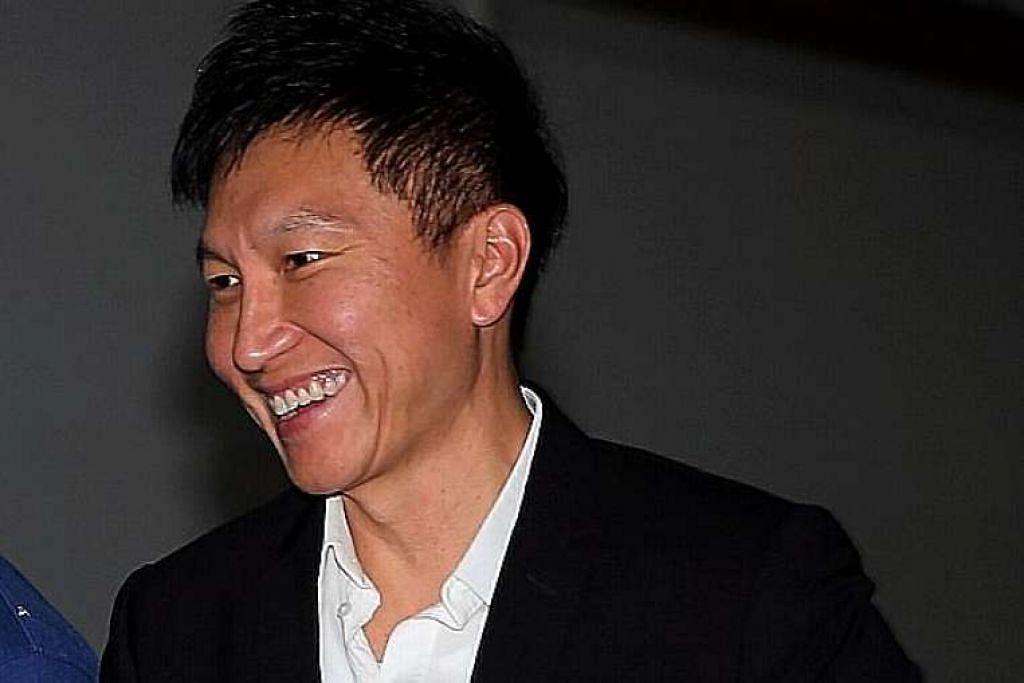 Kong Hee tiba di mahkamah pada Rabu (21 Sep) bagi penutupan sesi pendengaran rayuan lima hari.