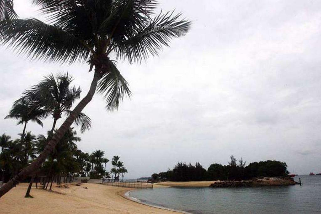 Pram Nair, 27 tahun, merogol dan melakukan serangan seks ke atas seorang guru ganti berusia 20 tahun yang mabuk, di Pantai Silloso pada Mei 2012.