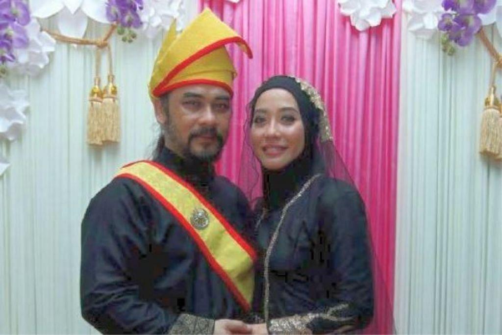 PENGANTIN BARU: Awie bergelar suami kepada Sharifah Ladyana. - Foto: BHM