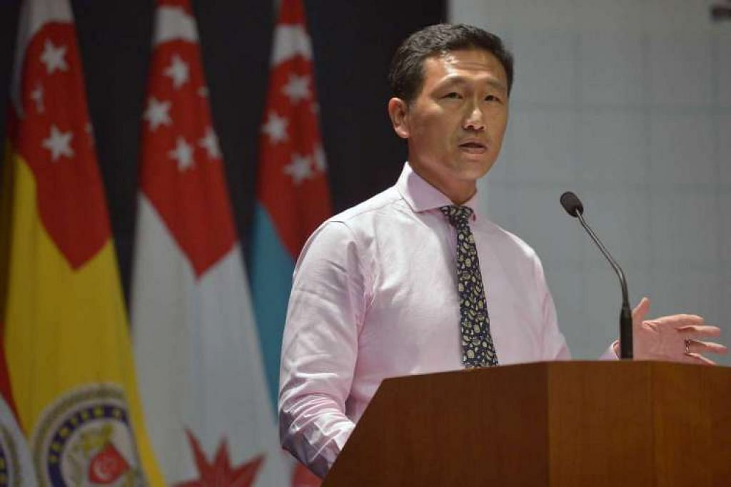 Encik Ong Ye Kung berkata sektor latihan dan pendidikan dewasa perlu sentiasa peka akan perubahan keperluan ekonomi dan industri.