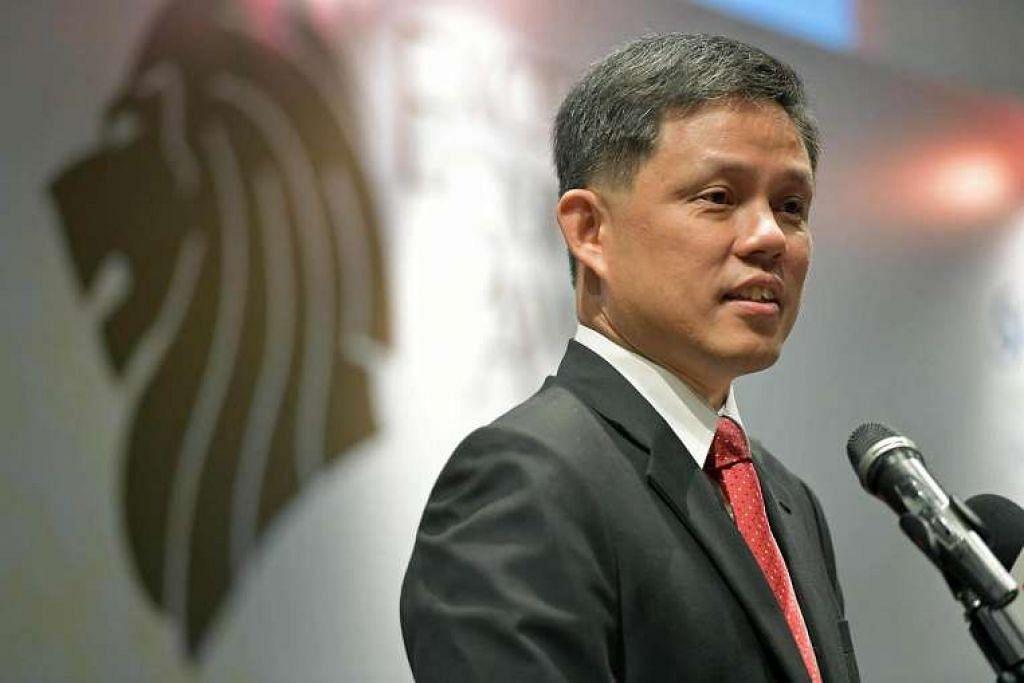 Jabatan Perdana Menteri, Encik Chan Chun Sing,