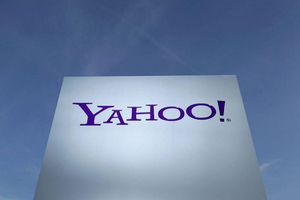 SERANGAN SIBER: Yahoo!, mendedahkan ia menjadi mangsa penggodam hingga mengakibatkan lebih 1 bilion akaun pengguna perkhidmatannya telah digodam dalam satu serangan dipercayai berlaku pada Ogos 2013. - Foto REUTERS